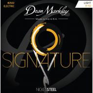 DM2502 LIGHT 9-42 NICKELSTEEL SIGNATURE SERIES SET ŽICA ZA ELEKTRIČNU GITARU