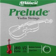 Set žica za violinu Medium Tension Prelude - J810 1/2