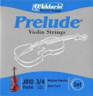 Set žica za violinu Medium Tension Prelude - J810 3/4