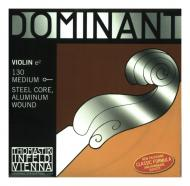 Dominant 130 E žica Steel core Medium tension