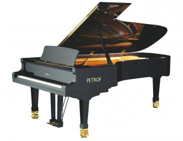 Klavir P284 Mistral C/P crni polirani - 1