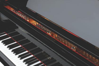 Klavir P237 Monsoon C/P crni polirani - 2