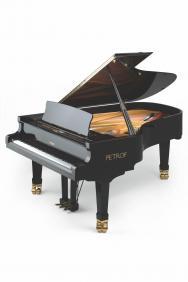 Klavir P210 Pasat C/P crni polirani - 1