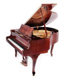 Klavir P173 Breeze Demichippendale - 1