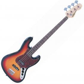 REISSUED VJ74SSB SUNSET SUNBURST ~ bas gitara - 1