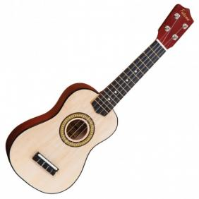 FL15N UKULELE - NATURAL - 1