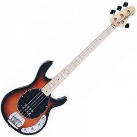 V964SSB bas gitara  - 4-STRING ACTIVE REISSUED SERIES  SUNSET SUNBURST - 1