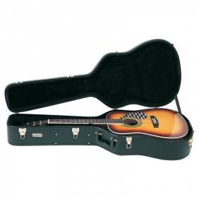 CWG2 REGULAR HARDSHELL CASE - WESTERN GUITAR - 2