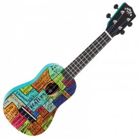 CVUK1 UKULELE PAKET - THE WALL - 1