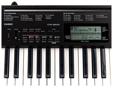 Školska klavijatura sa dinamikom - 5 oktava - CTK-3500 - 6