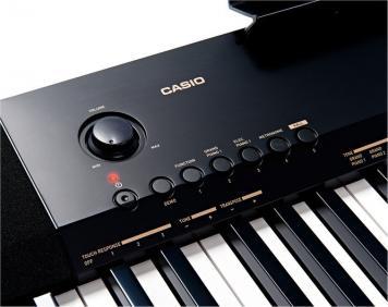 Kompakt digitalni klavir CDP-130 BK Black - 1