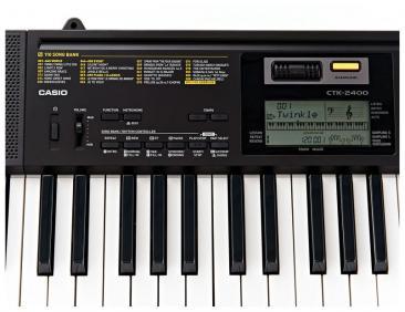Školska klavijatura - 5 oktava - CTK-2500 - 5