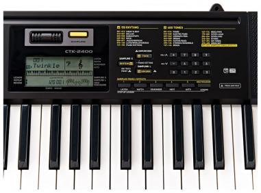 Školska klavijatura - 5 oktava - CTK-2500 - 6