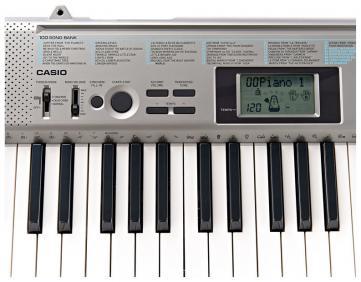 Osnovna klavijatura - 5 oktava - CTK-1300 - 6