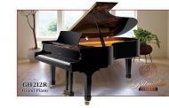 Klavir GH 212R C/P crni polirani