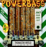 EB-344 Power Bass žice za bas gitaru set