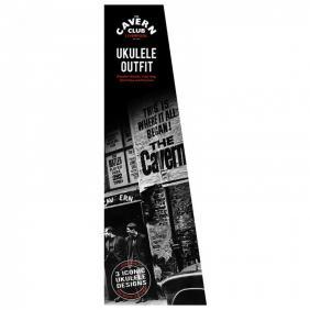 CVUK1 UKULELE PAKET - THE WALL - 2